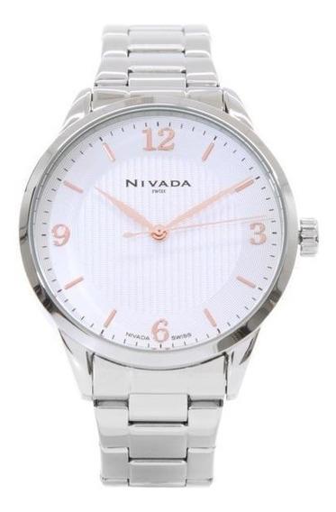 Reloj Nivada Dama Np18302 Buen Fin