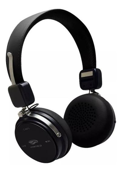 Fone S/fio Bluetooth Bateria Longa Duração Ph-b600bk C3tech