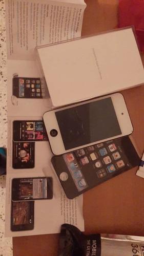 iPod Touch 4 Generación. 8 Gb,