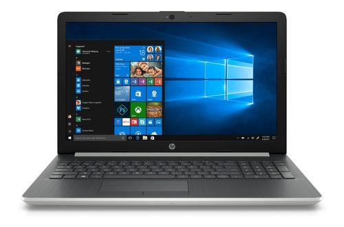Notebook Hp 15-da2030la Intel Core I3 4gb Ram 256gb Ssd W10