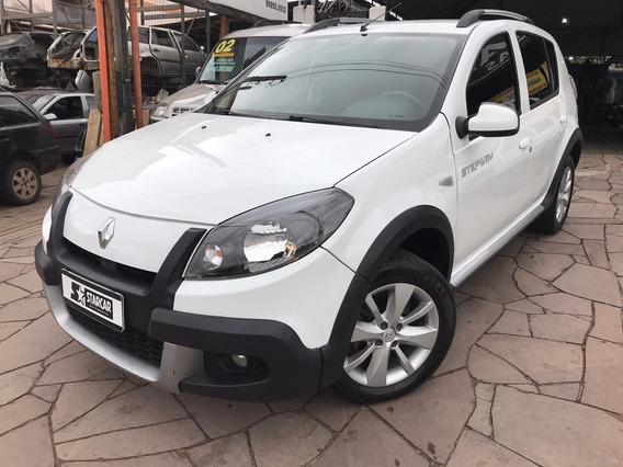 Renault Sandero Stepway 1.6 Automático 2014 Raro Estado!!!!!