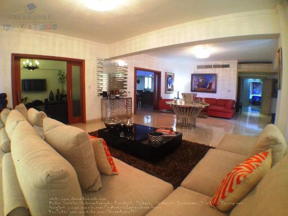 Naco Gran Oportunidad Exquisito Penthouse Venta Id 2096