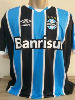 Camisa Grêmio 2016 (nova, Original De Época)