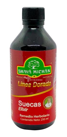 Suecas Elixir 250 Ml Linea Dorada Shayá Michán