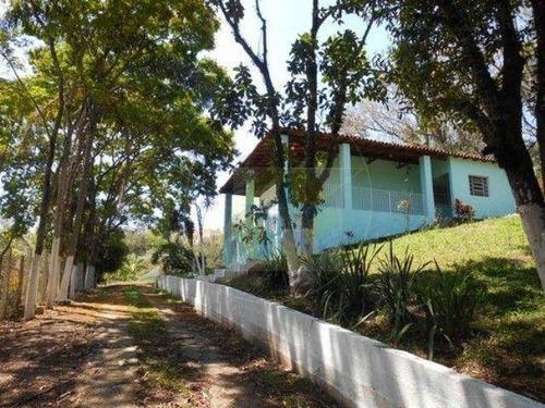 Chácara Residencial À Venda, Jarinu Ch0420. - Ch0420