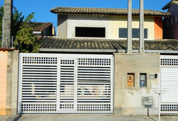 Casa Em Centro, Peruíbe/sp De 125m² 3 Quartos À Venda Por R$ 380.000,00 - Ca534918