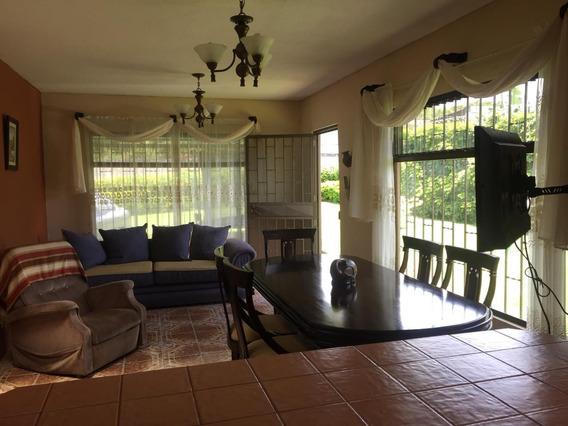 Acogedora Casa En Heredia Con Servicios Incl., San Rafael