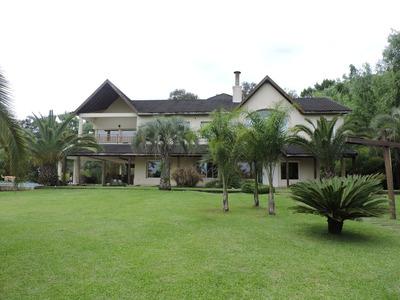 Casa Única En El Delta, 500 M2, Pileta, Frente Al Río.