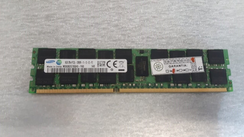 Modulo Memoria 16gb 2rx4 Pc3l-12800r Samsung