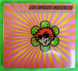 Los Amigos Invisibles [cd] Primer Álbum ( Edición Usa )