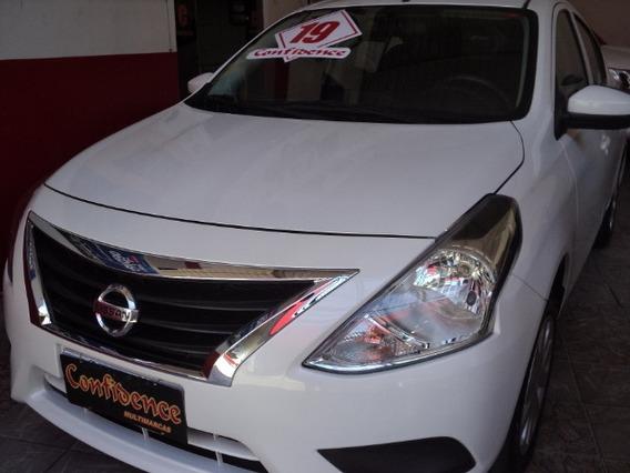 Nissan Versa 1.0 4p 2019 Completo 11000km $41890,00