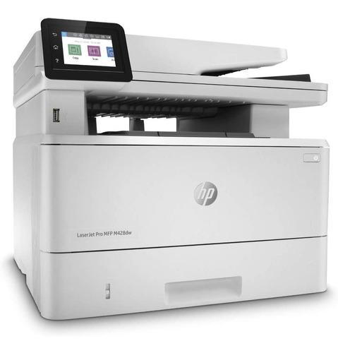 Imagen 1 de 9 de Impresora Laserjet Hp Multifuncional Monocromatica M428dw