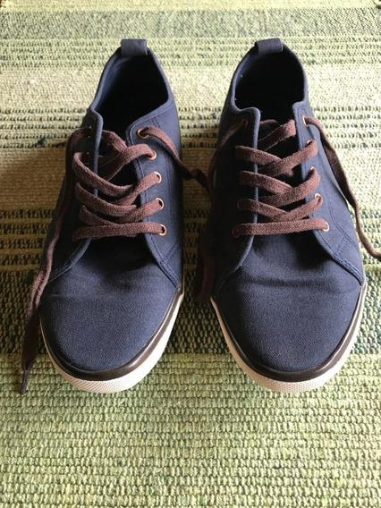 Zapatillas H&m Hombre N 41 Como Nuevas * Belgrano*