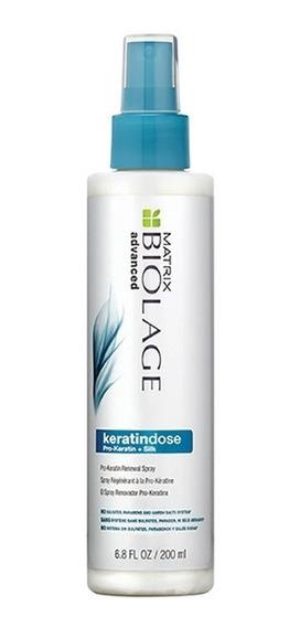 Spray Cabello Sobre Procesado Keratindose Biolage 200ml
