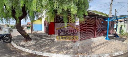 Salão Para Alugar Com Varanda E 115 M²  - Parque Santo Antônio (nova Veneza) - Sumaré/sp - Sl0726