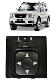 Botão Interruptor Espelho Retrovisor Tr4 Lancer Outlander