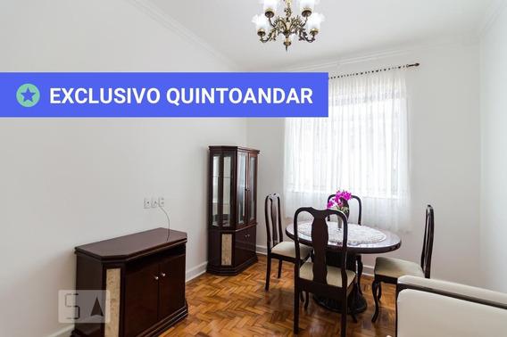Apartamento Térreo Mobiliado Com 2 Dormitórios - Id: 892988269 - 288269