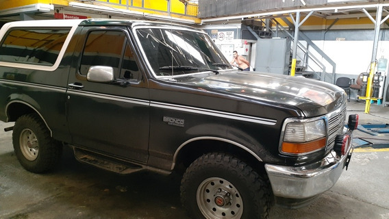 Ford Bronco Custon Xlt