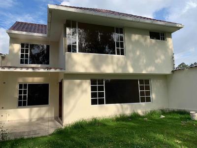Vendo Hermosa Casa Por Estrenar En Ibarra