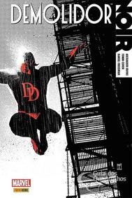 Hq Demolidor Noir Marvel