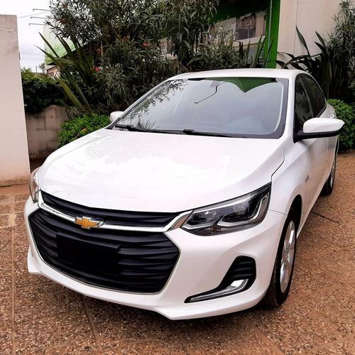 Chevrolet Onix Plus 0km