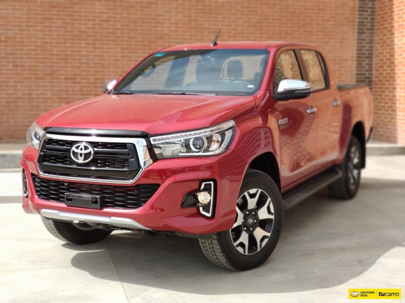 Toyota Hilux Srv Platinum