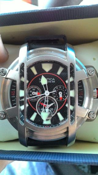 Relógio Náutica Cronosports (modelo Raro)