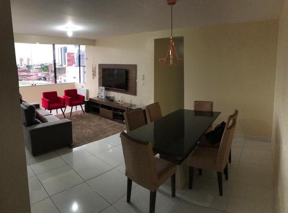 Apartamento 3 Quartos Em Lagoa Nova