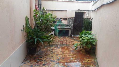 Imagem 1 de 15 de Casa De Vila-à Venda-maria Da Graça-rio De Janeiro - C7819