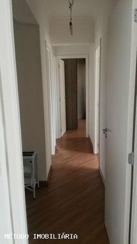 Apartamento Para Venda Em São Bernardo Do Campo, Vila Luzitânia, 3 Dormitórios, 1 Suíte, 2 Vagas - 9089_1-534098