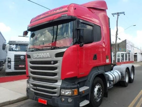 Scania R 440 6x4 Highline Retarder Optcruise