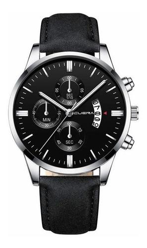 Nuevo Original Watch Con Fecha Reloj De Moda Correas Hombres