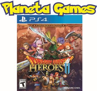 Dragon Quest Heroes 2 Explorer