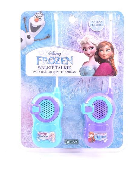 Walkie Talkie Frozen Original Ditoys