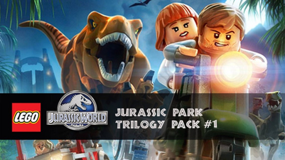 Lego Jurassic World -jurassic World Dlc Pack Cd Steam Pc