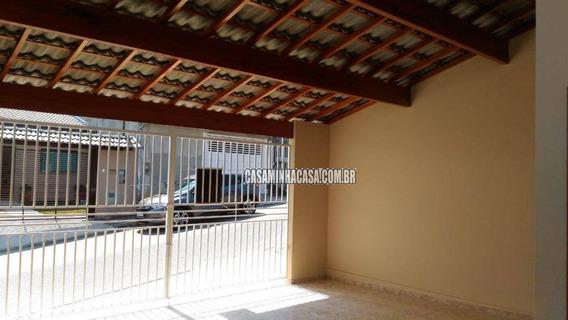 Casa À Venda Por R$ 255.000 - Jardim Santa Júlia - São José Dos Campos/sp - Ca0409