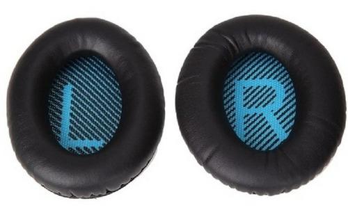 Imagem 1 de 4 de Almofadas Para Headphones Bose Qc25