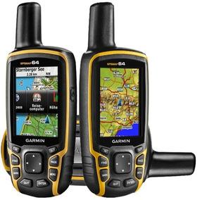 Garmin Gpsmap 64 - Gps Portátil - M8corp Revenda Autorizada