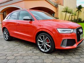 Audi Q3 Rs Permormance 2018 Factura Original, Tomo Auto