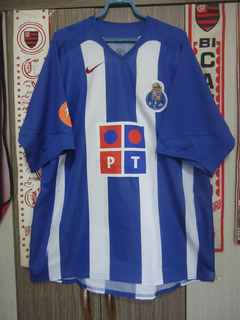 Camisa Porto ( Banco Espirito Santo / Cód : 123 )