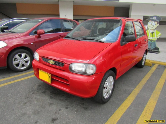Chevrolet Alto Twin Cam 1.0 Mt