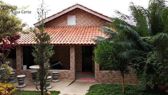 Casa Com 2 Dormitórios À Venda, 216 M² Por R$ 230.000 - Jardim Novo I - Mogi Guaçu/sp - Ca0863