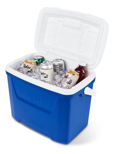 Caixa Térmica Cooler 26 Litros Igloo Laguna 28 Qt 41 Latas