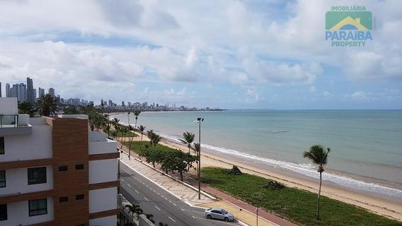 Cobertura Aluguel Temporada - Praia De Cabo Branco - João Pessoa - Pb - Co0066