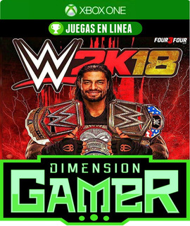 Wwe 2k18 - Xbox One - N Codigo