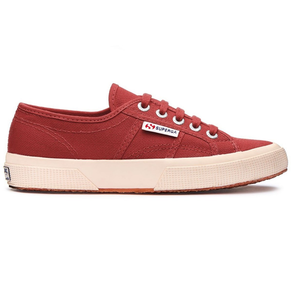 Zapatilla Superga 2750 Cotu Classic - Brown Reddish