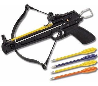 Ballesta Ek 50 80 Libras + Flechas Mk-50a1/5pl