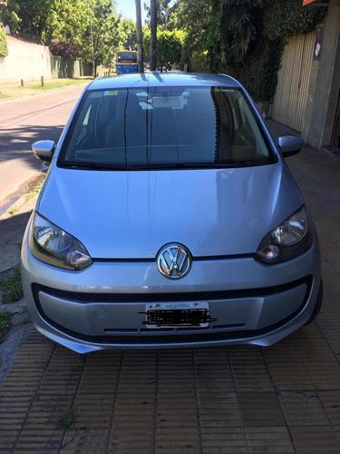 Volkswagen Move Up! 3 Puertas, 2014 81.500 Km Acepto Permuta