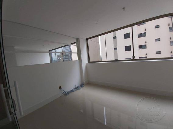 Sala Para Alugar, 42 M² Por R$ 1.683/mês - Empresarial 18 Do Forte - Barueri/sp - Sa0099