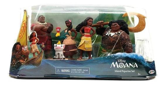 Moana Set Island Importado!